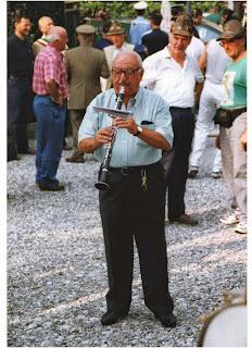 Cammina Italia - Monte Olimpino 1999