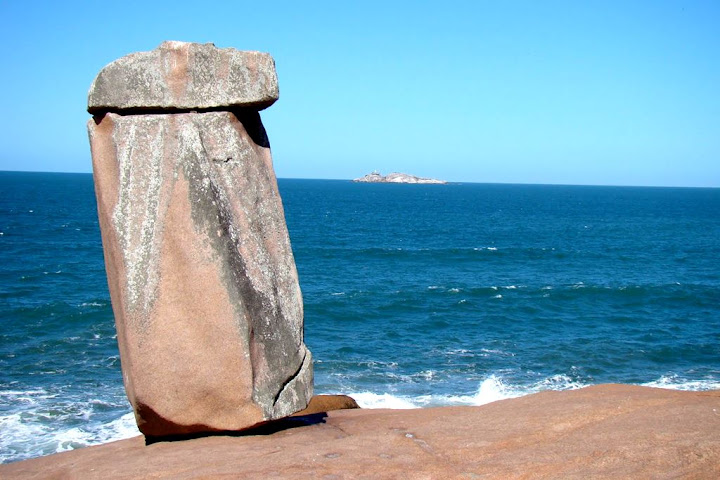 O enigma da Pedra do Frade
