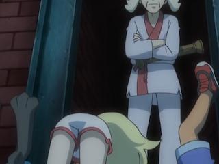 korrina's ass