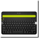Logitech Multi Device Bluetooth Keyboard