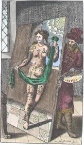From Arnold Bachimius Destonius Pan Sophia Enchiretica 1682, Alchemical And Hermetic Emblems 1