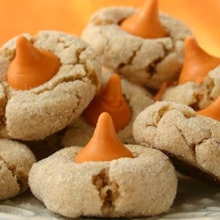 Cinnamon Pumpkin Spice Kiss Blossoms