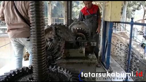 Sejarah Bendung Kebon Randu Waterkracht De Tjitjatih Tjibadak