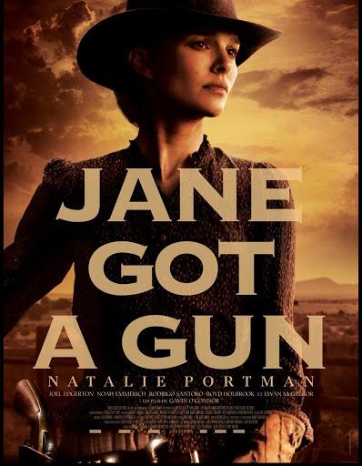 Η Τζέιν Πήρε Το Όπλο Της (Jane Got a Gun) Poster
