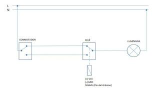 Controlar puntos de luz a 220 vac con souliss google groups - Conmutador de luz ...
