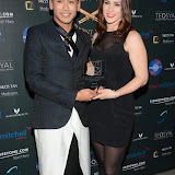 OIC - ENTSIMAGES.COM - Dr Vincent wong and Lucie Jones at the Life is Beauty-Full - UK film premiere  London 28th January 2015 Photo Mobis Photos/OIC 0203 174 1069