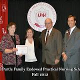Scholarship Ceremony Fall 2013 - Purtle%2BNursing%2Bscholarship%2B3.jpg