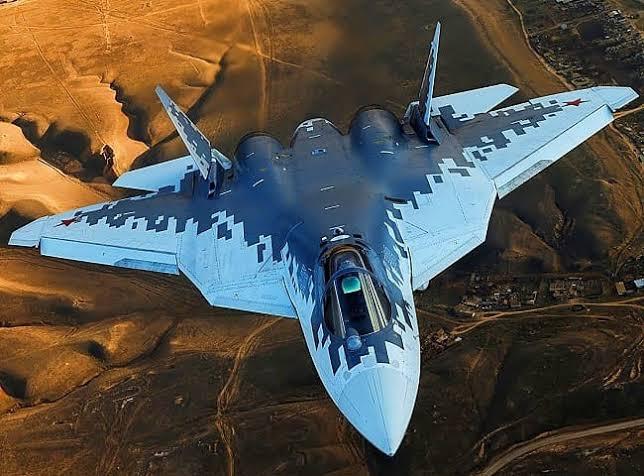 Argelia es el primer país en el mundo en adquirir el caza furtivo ruso Su-57.