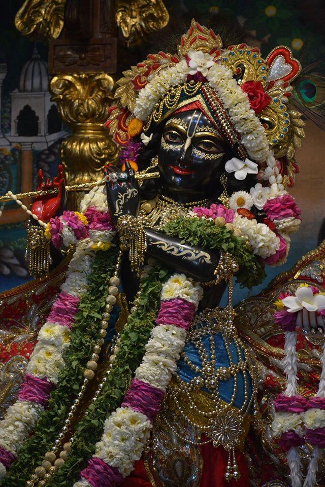 ISKCON Ujjain Deity Darshan 04 April 2016  (9)