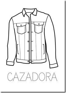 ropa dibujos colorear pintaryjugar  (19)
