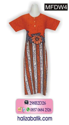 model batik terbaru, batik pekalongan murah, busana wanita