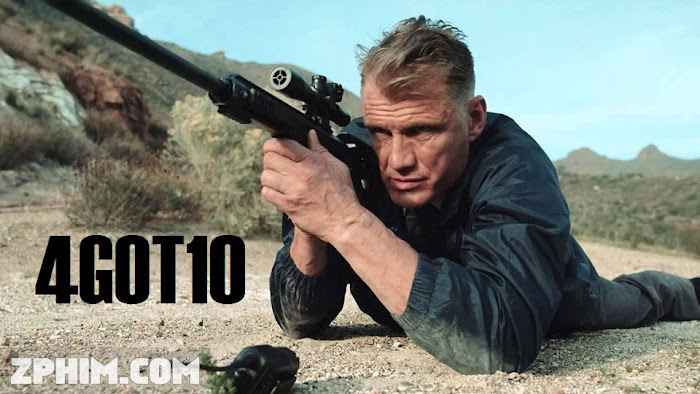 Ảnh trong phim Ác Chiến Nơi Hoang Mạc - 4Got10 1