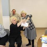 Spotkanie medyczne z Dr. Elizabeth Mikrut przy kawie i pączkach. Zdjęcia B. Kołodyński - SDC13639.JPG