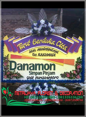 turut berdukacita dari DANAMON