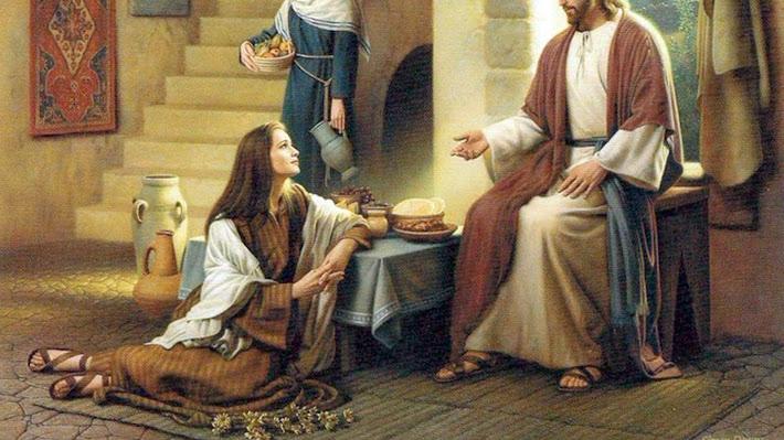 Đón Người vào nhà (29.7.2021 – Thứ Năm Tuần 17 TN - lễ Thánh Mácta)