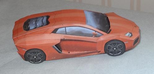 2011 Lamborghini Aventador