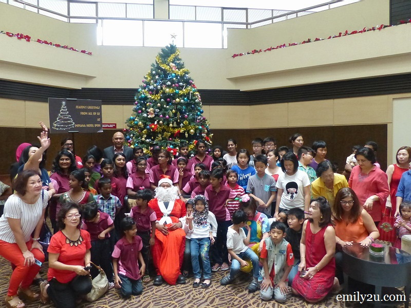 Christmas at Impiana - Spreading the Love, Joy & Happiness