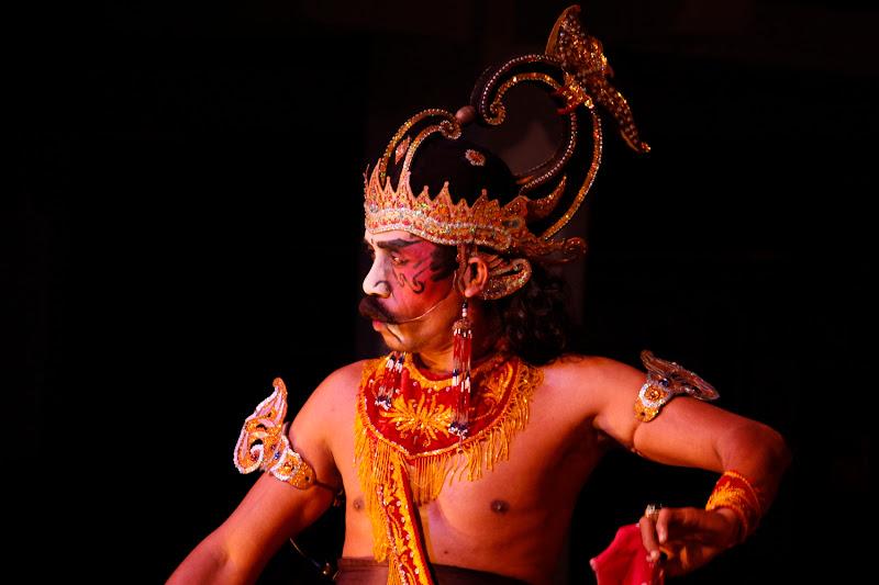Otro integrante de Ramayana Ballet Purawisata
