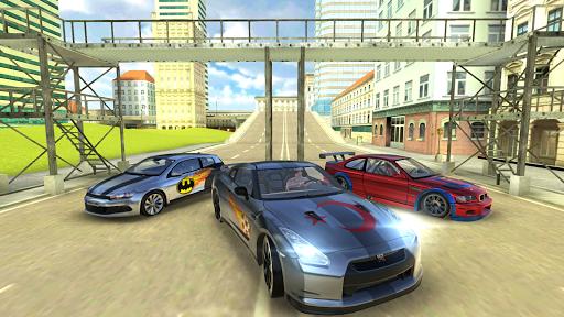 GT-R R35 Drift Simulator for PC