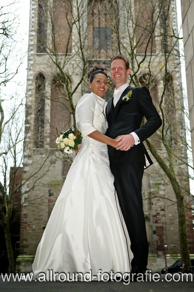 Bruidsreportage (Trouwfotograaf) - Foto van bruidspaar - 134