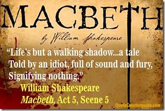 Macbeth sound and fury quote V3 wm