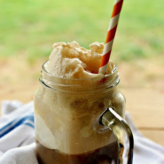 Classic Root Beer Floats + Adult Version