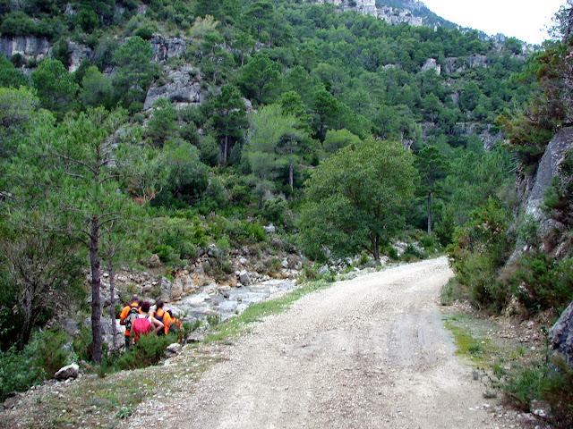 senderismo - Fou - Canal Negra - Negrell - Portella Ros