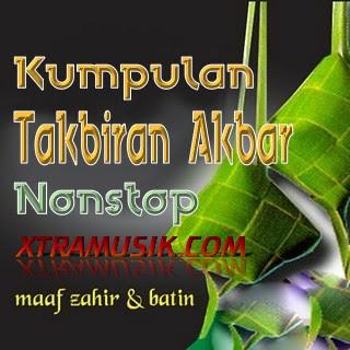 Tracklist Koleksi Takbiran Akbar Islam Lebaran :