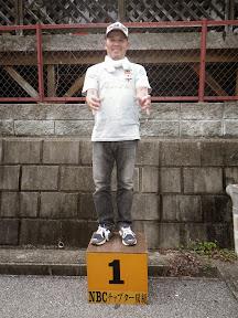 2014年房総チャンプ 町田晴男選手
