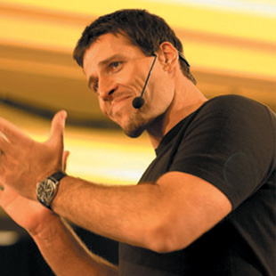 Anthony Robbins 1, Anthony Robbins