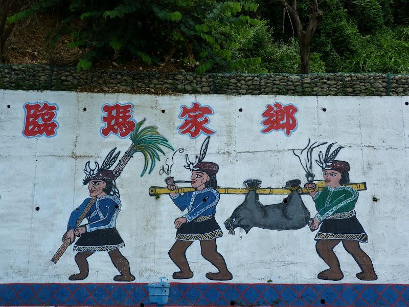 Tainan County.De Dona village à Meinong via Sandimen en scooter.J 12 - P1220567.JPG