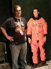 "Photo: Jake Christensen and ""Flat Mike"""