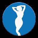 BMI, BFP,BMR Weight Calculator icon
