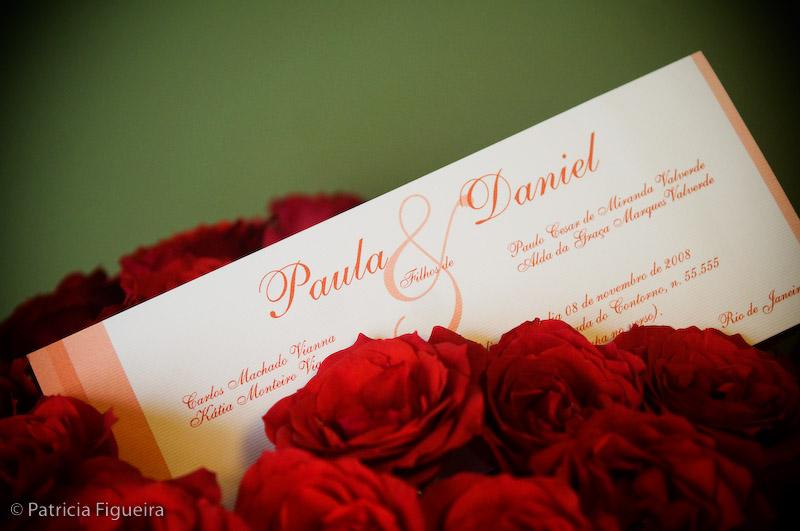 Foto de casamento 0069 de Paula e Daniel. Marcações: 08/11/2008, Itaipava, Paula e Daniel.