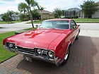 1967 Olds Cutlass Supreme V8 442