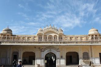Photo: Rear side of Hawa Mahal