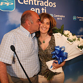 Mitin PP de Puebla de la Calzada