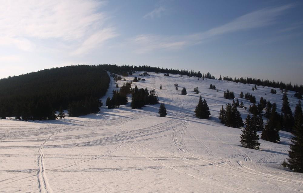 Przełęcz Cudziechowa