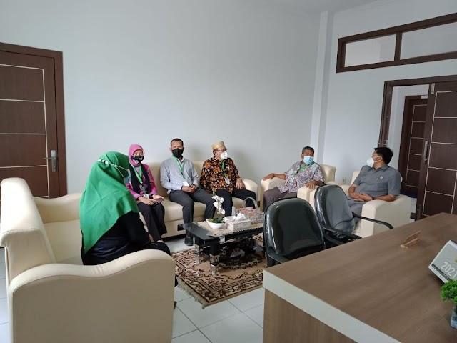 Kepala Perwakilan Ombudsman Aceh apreasisi inovasi pelayanan di Mahkamah Syar'iyah Jantho