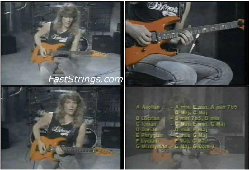 Bruce Bouillet - Improvisation For Progressive Hard Rock Guitar