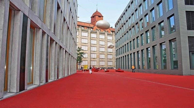 Stadtlounge un salon public de plein air st gallens for Salon hotellerie de plein air