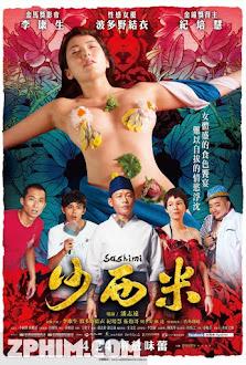 Cô Nàng Cuồng Sex - Sashimi (2015) Poster