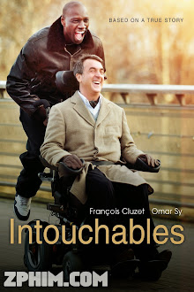 Những Kẻ Bên Lề - The Intouchables (2011) Poster