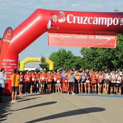 Media de Almagro 2014 -  Carrera