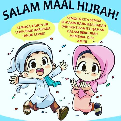 Salam Maal Hijrah Buat Semua