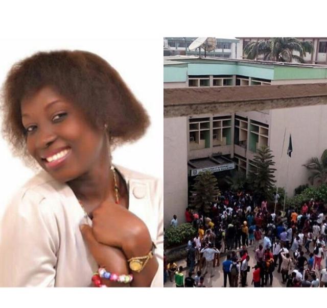 yabatech student Dazan Mautin Charity Oluwabukola dies