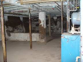 Very clean basement from the Maryland woman's house