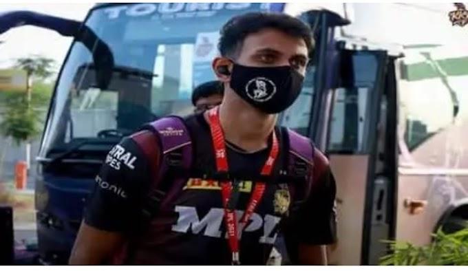भारतीय टीम के तेज गेंदबाज प्रसिद्ध कृष्णा पाए गए कोरोना पॉजिटिव