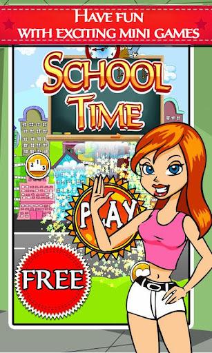 Funny High School おかしい高校のゲーム