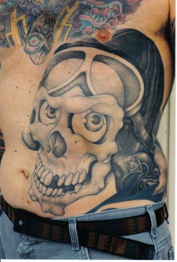 Randy's Skull